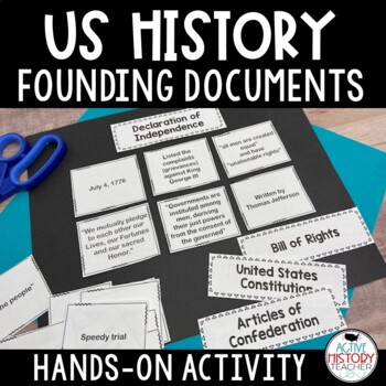 STAAR Review - Declaration, Articles, Constitution or Bill