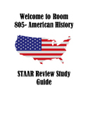 STAAR Review Detailed Study Guide