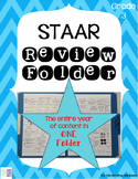 STAAR Review Folder