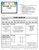 STAAR Review Folder w/ Foldables for Grade 3 Math