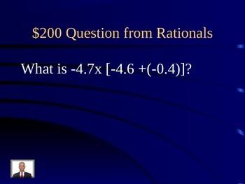 STAAR Review Jeopardy
