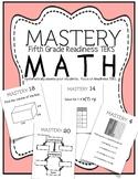 Fifth STAAR Math Re-Teach