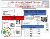 STAAR Review: Political Cartoon and Picture Analysis