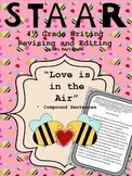 Love is in the Air-STAAR Writing Revising and Editing