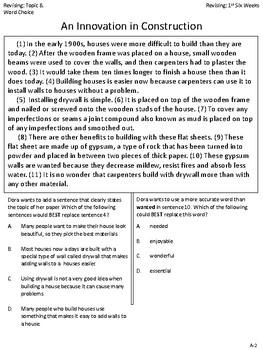 STAAR Revising - Central Idea Part 1