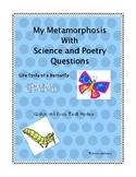 STAAR SCIENCE AND READING: MY METAMORPHOSIS POEM