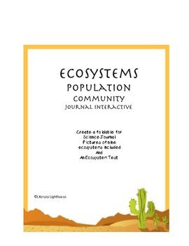 STAAR SCiENCE: Ecosystems