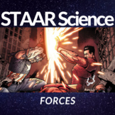 STAAR Science Balancing Forces & Net Force