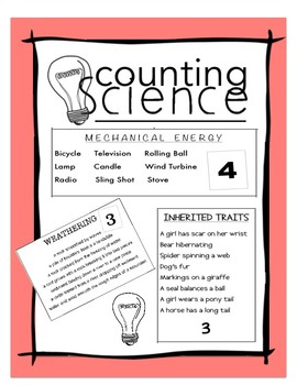 STAAR Science Fifth Grade - readiness TEKS  - mixed review