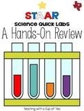STAAR: Science Quick Labs {A Hands-On Review}