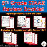 STAAR Science Review Booklet - Earth and Space
