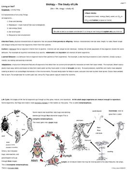 STAAR Science STUDY GUIDE - Grade 5