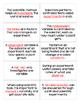 STAAR Science Vocabulary Bingo: Scientific Inquiry / Method TEKS