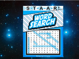 STAAR Science Vocabulary Word Search Workbook - Force, Motion & Energy