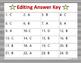 Sentence Editing Task Cards Set 2