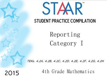 STAAR Student Practice Compilation