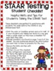 STAAR Student Testing Checklist Free