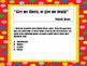 STAAR Task Card #1