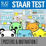 STAAR Test Motivation and Posters