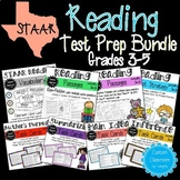 STAAR Test Prep Bundle Grades 3-5