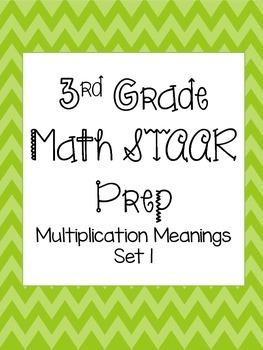 STAAR Test Prep-Multiplication