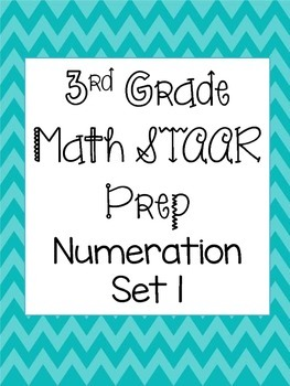 STAAR Test Prep-Place Value
