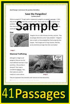 STAAR Test Prep Reading + Writing Bundle Grades 3 - 5: Practice Tests + Games