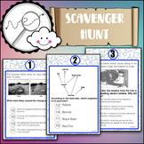 Science STAAR Test Prep: 5th grade Scavenger Hunt (Version 2)