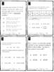 STAAR Test Prep Task Cards (TEKS 5.2A 5.2B 5.2C)