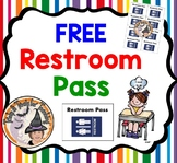 STAAR Test Restroom Passes for STAAR TESTING Bathroom PASS Counselors