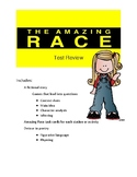 Reading Test Review Game- Amazing Race Theme- Fiction Passage