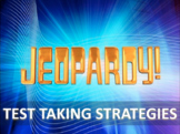 STAAR Test Taking Strategies - Jeopardy Review