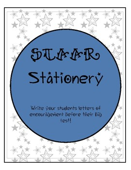 STAAR Testing Stationary