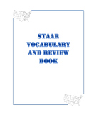 STAAR Vocabulary Review Book