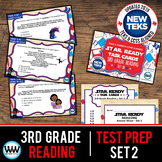 STAAR WARS 3rd Grade Reading Task Cards ~ SET 2