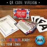 SET 2 STAAR READY 3rd Grade Reading Task Cards ~ QR Code Version {TEKS-aligned}