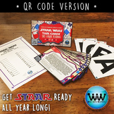SET 2 QR Version -STAR READY 3rd Grade Reading Task Cards - STAAR / TEKS-aligned