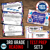 SET 3 - STAR READY 3rd Grade Reading Task Cards - CCSS / STAAR / TEKS-aligned