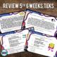 STAAR WARS 3rd Grade Reading Task Cards ~ SET 5