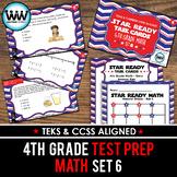 STAAR WARS 4th Grade Math Task Cards ~ SET 6