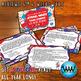 STAAR WARS 4th Grade Reading Task Cards ~ SET 6 ~ QR Code Version