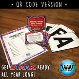 SET 2 QR Version - STAR READY 4th Grade Writing Task Cards - STAAR /TEKS-aligned