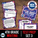 STAAR WARS 4th Grade Writing Task Cards ~ SET 3