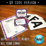 SET 5 QR Version - STAR READY 4th Grade Writing Task Cards - STAAR /TEKS-aligned