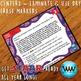 STAAR WARS 4th Grade Writing Task Cards ~ SET 6