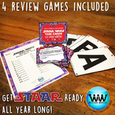 STAR READY 4th Grade Writing Task Cards ~ SET 6 {TEKS-aligned}