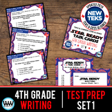 STAAR WARS 4th Grade Writing Task Cards ~ Set 1