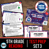 SET 3 - STAR READY 5th Grade Reading Task Cards - CCSS / STAAR / TEKS-aligned