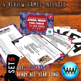 SET 6 - STAR READY 5th Grade Reading Task Cards - STAAR / TEKS-aligned