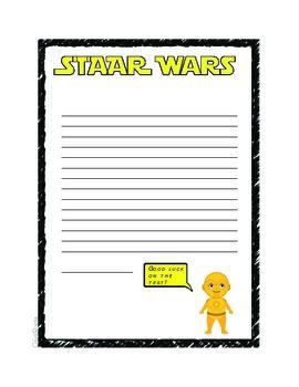 STAAR WARS - motivational cards